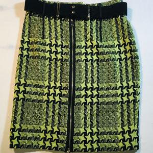 Carlisle Womans Pencil Skirt Size 4